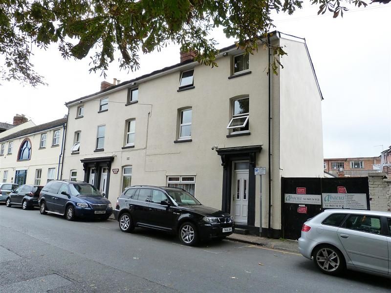 Harlequin House, Coningsby Street, Hereford, HR1 2DY