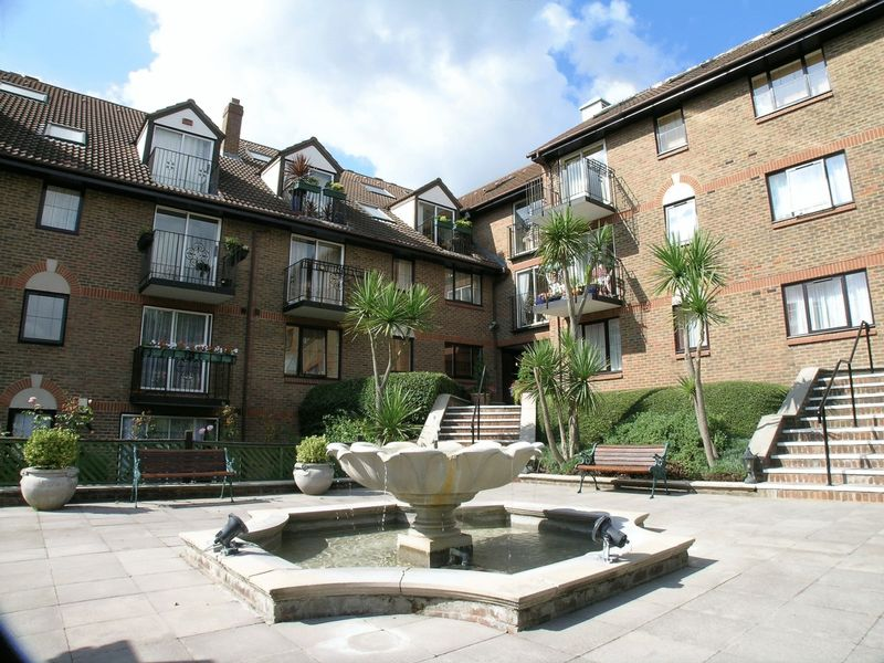 The French Apartments, Lansdowne Road, Purley
