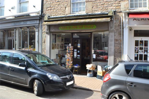 Castle Street, Hay-on-Wye, Hereford, Powys