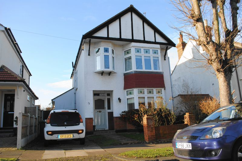 Tankerville Drive, Leigh On Sea, Essex