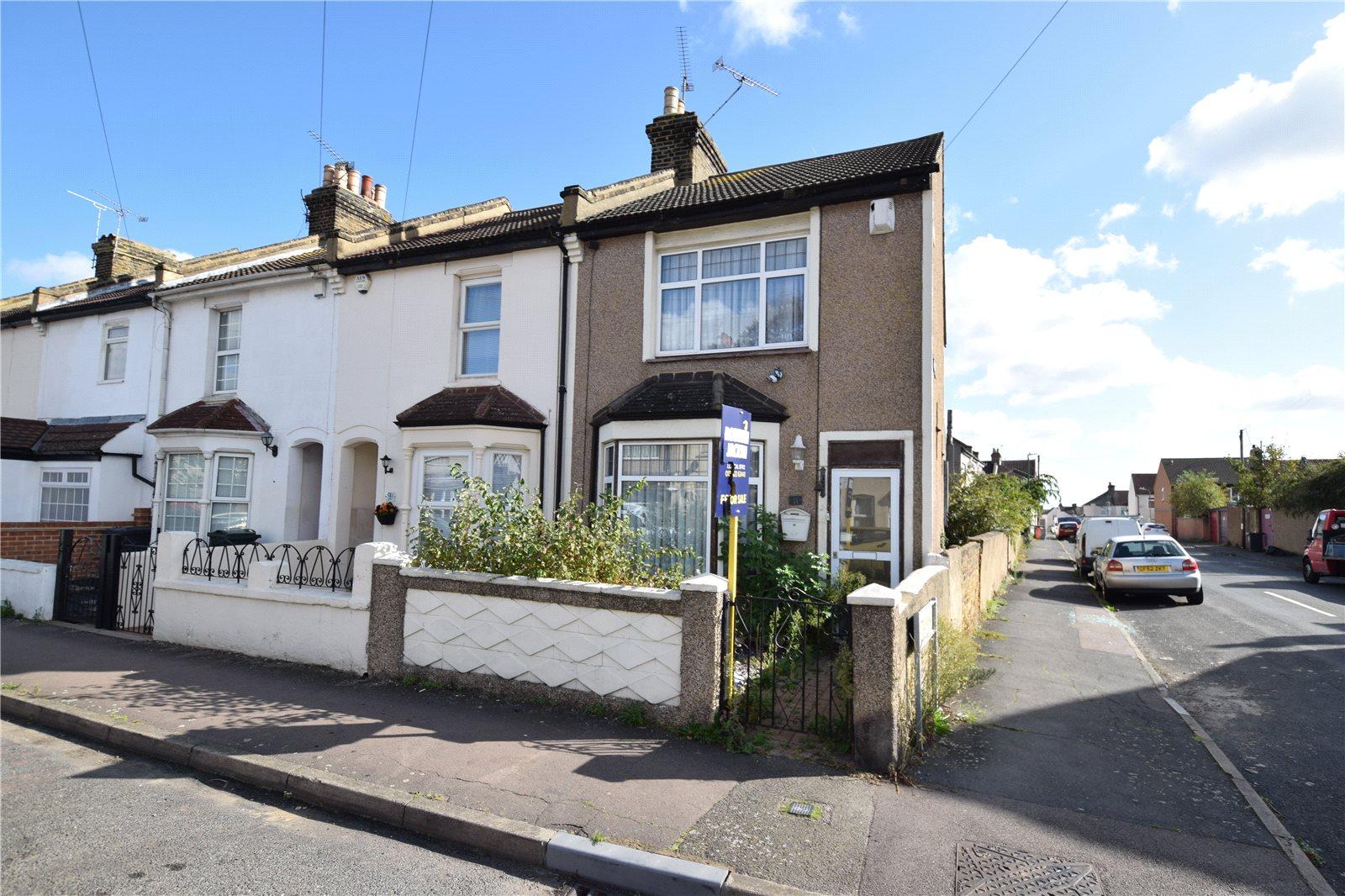 Eglinton Road, Swanscombe, Kent, DA10