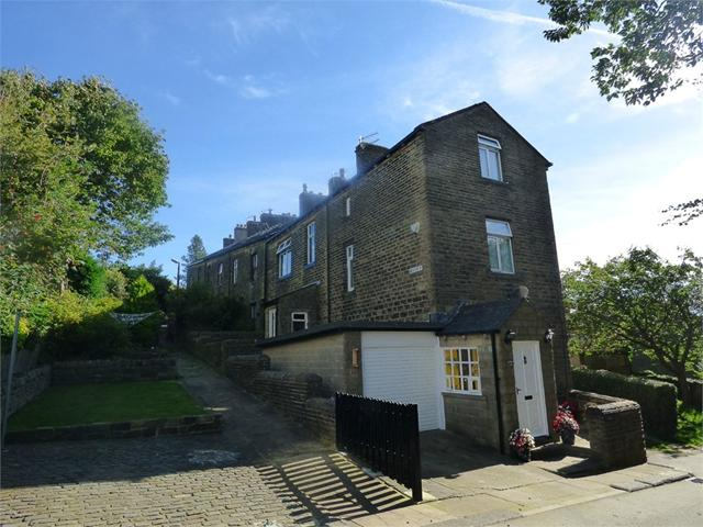 Dockroyd Lane, Oakworth, Keighley, West Yorkshire
