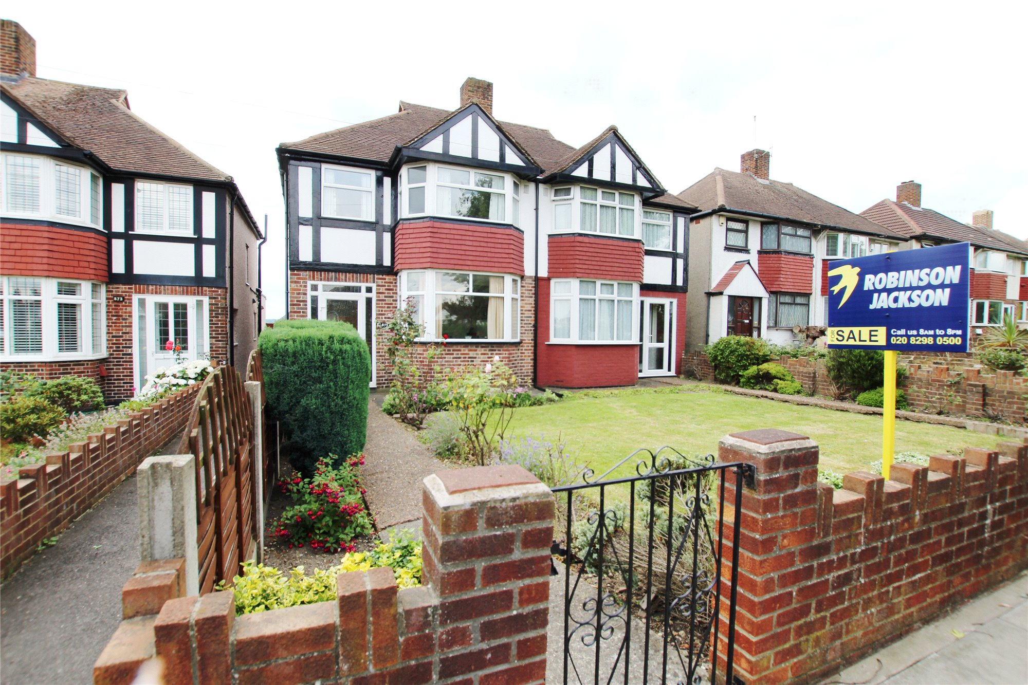 East Rochester Way, Blackfen, Sidcup, DA15