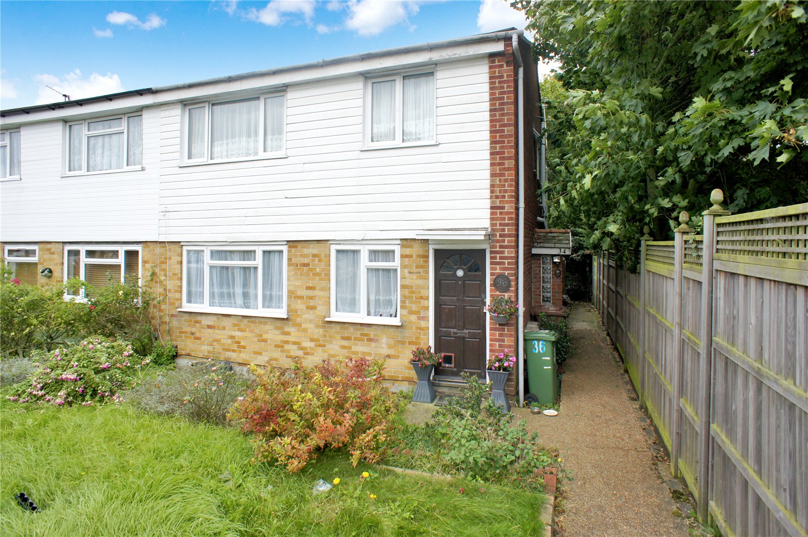 Milford Close, Abbey Wood, SE2