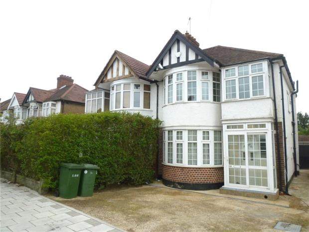 Cavendish Avenue, Harrow, Middx