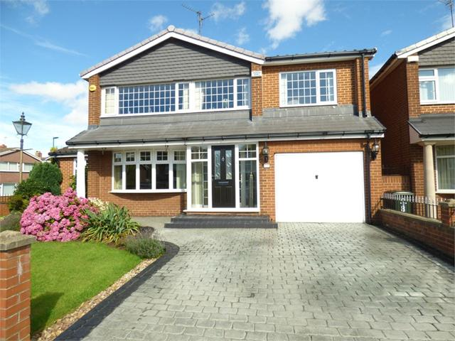 Cleveland Close, Ormesby, Middlesbrough, North Yorkshire
