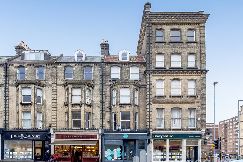 Church Road, Hove, East Sussex. BN3 2FN