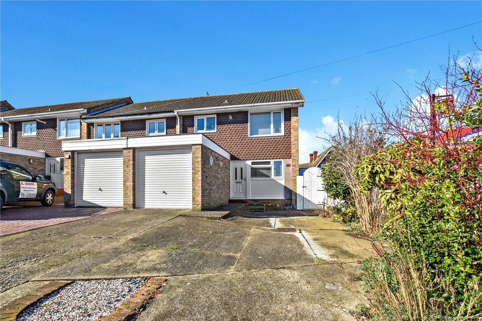 Summerhouse Drive, Joydens Wood, Kent, DA5