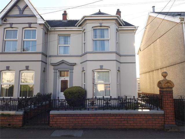 College Street, Ammanford, Carmarthenshire