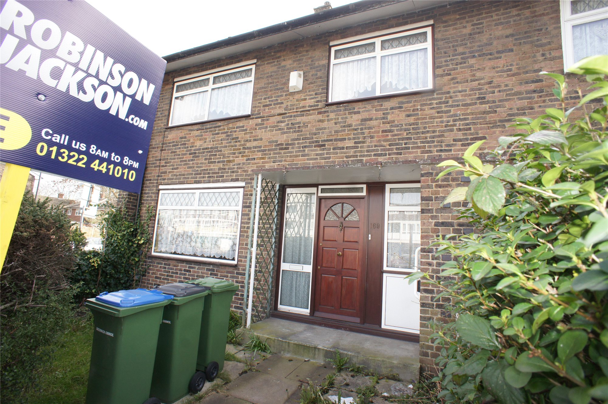 Eynsham Drive, Abbey Wood, London, SE2