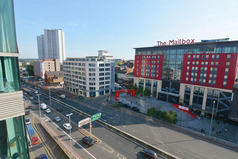 Orion Building, Navigation St, Birmingham, B5 4af