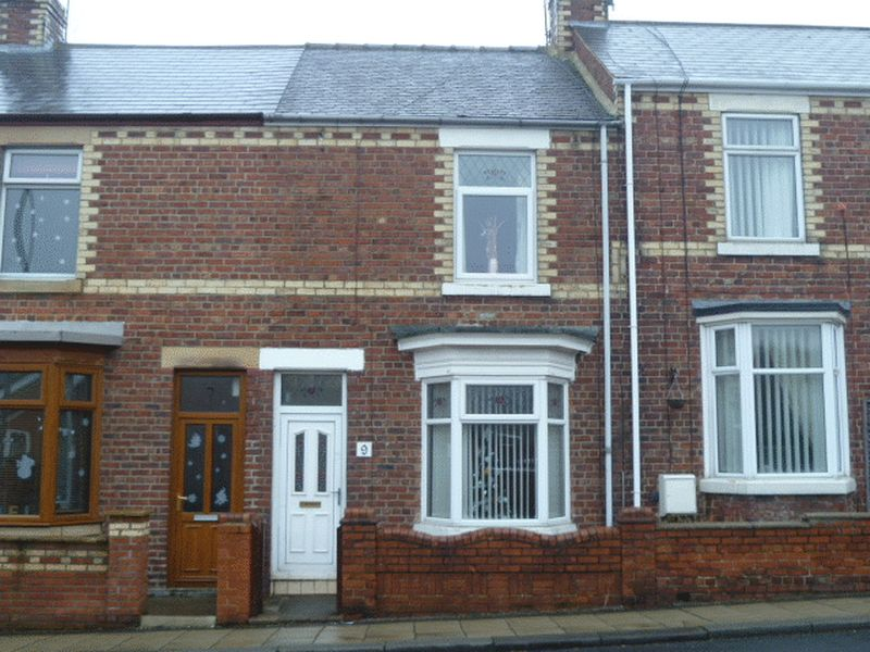 Byerley Road, Shildon