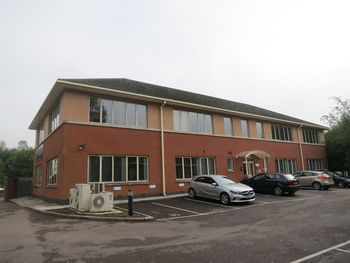 Part Ground Floor, Albion House,, Nantgarw
