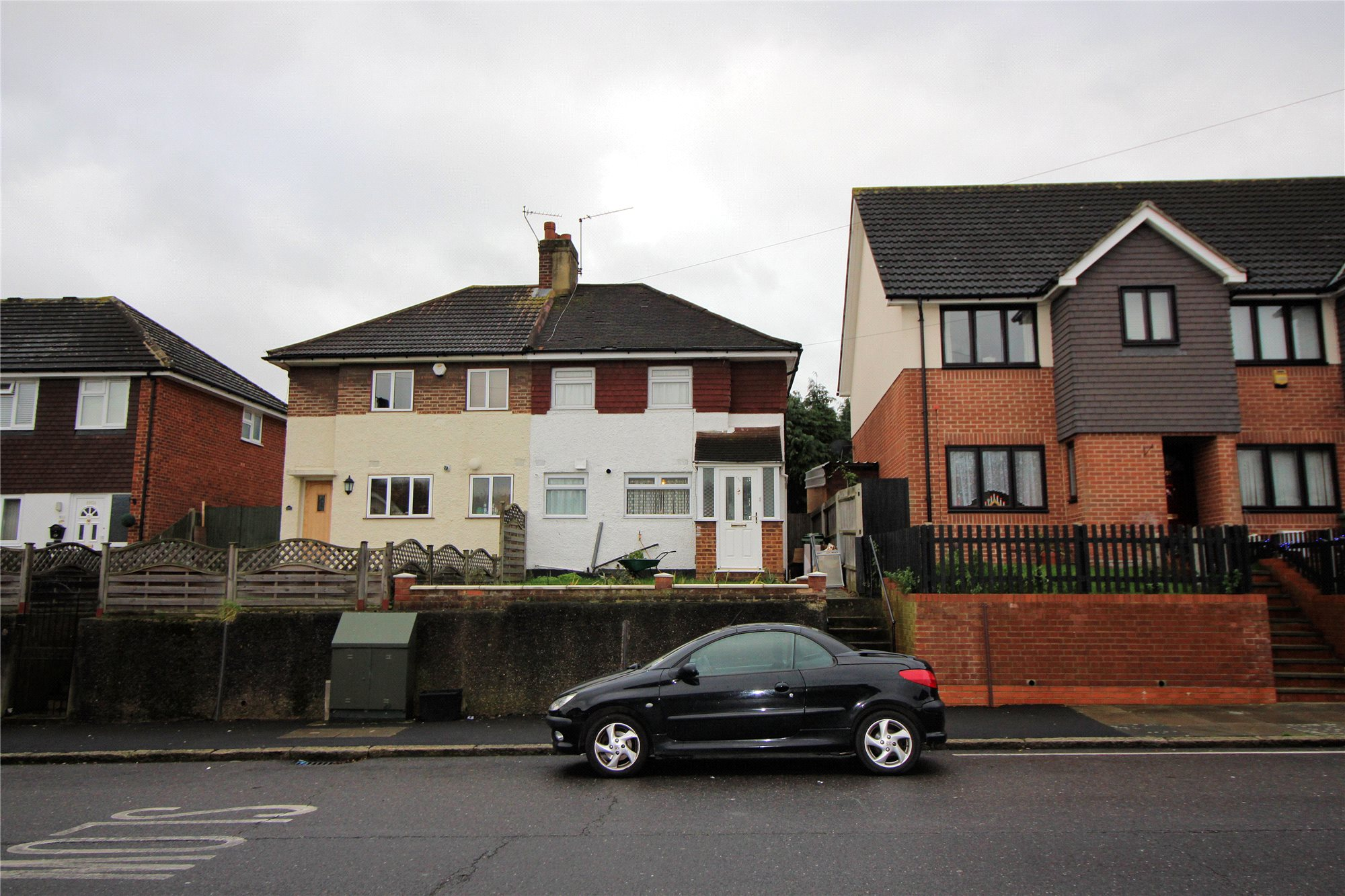 Riverdale Road, Erith, Kent, DA8