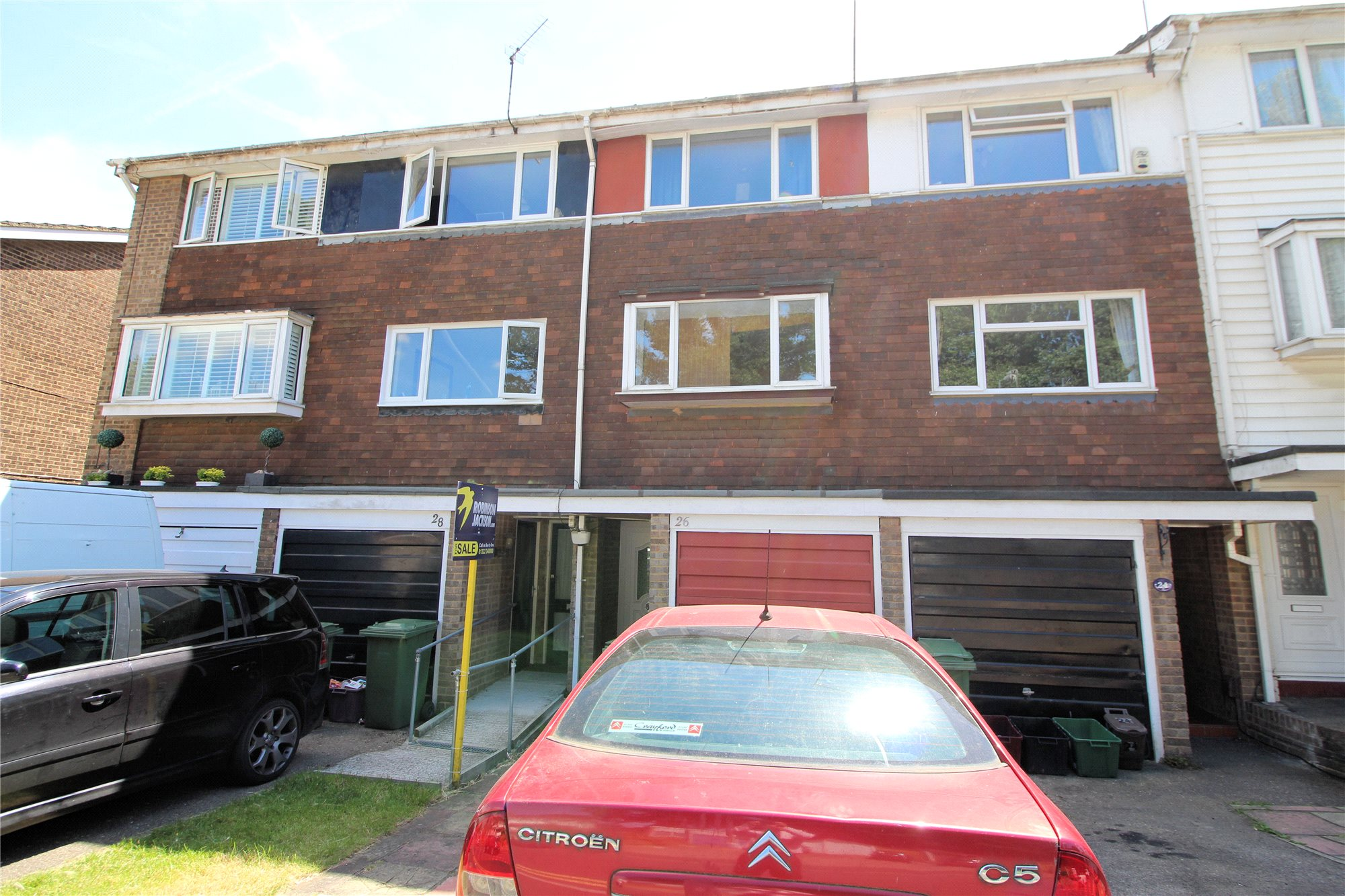 Silver Spring Close, Northumberland Heath, Kent, DA8