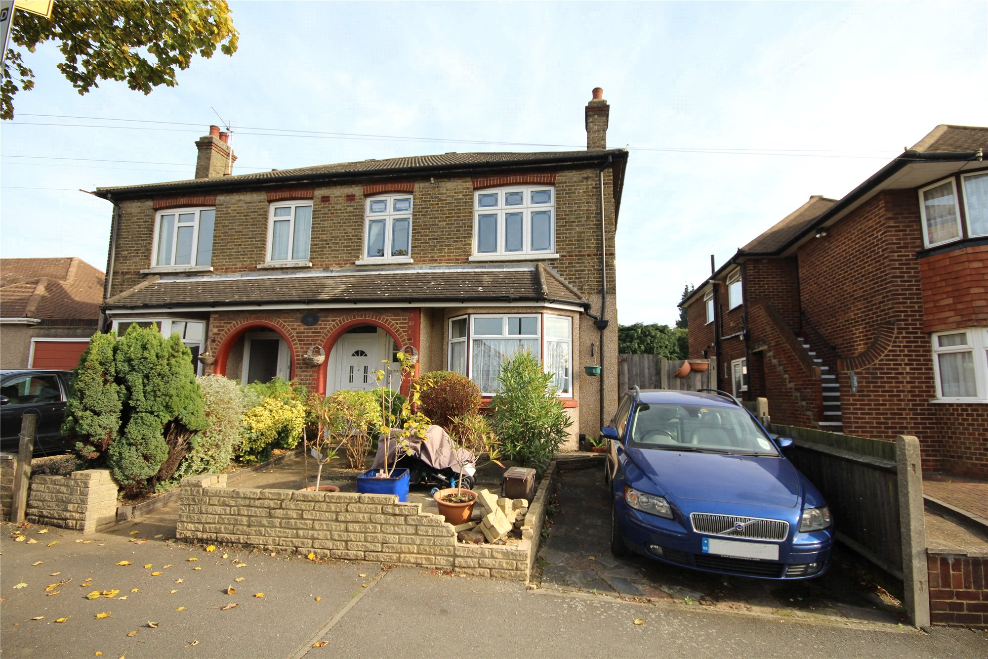 Lulworth Road, Welling, Kent, DA16