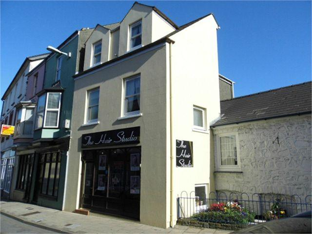 4 West Street (The Hair Studio), Fishguard, Pembrokeshire