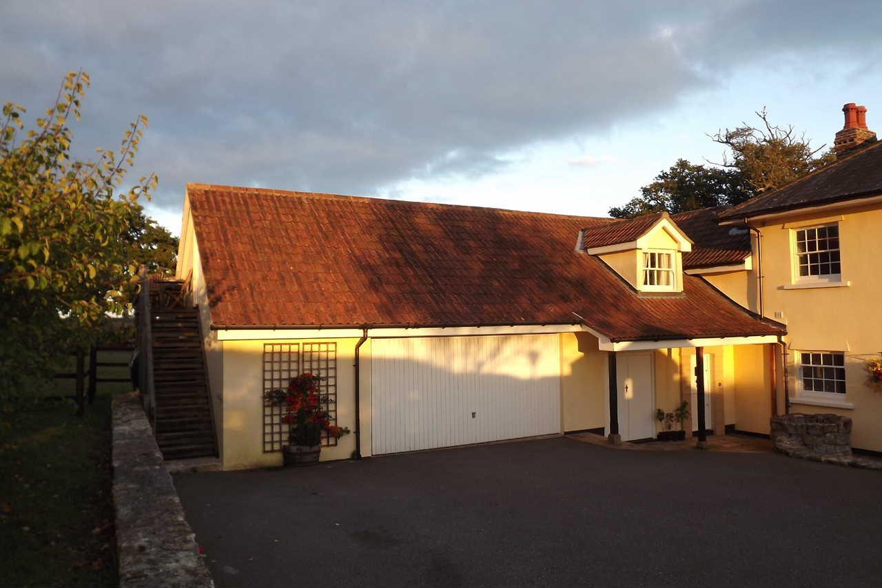 Bickenhall House, Bickenhall, Taunton