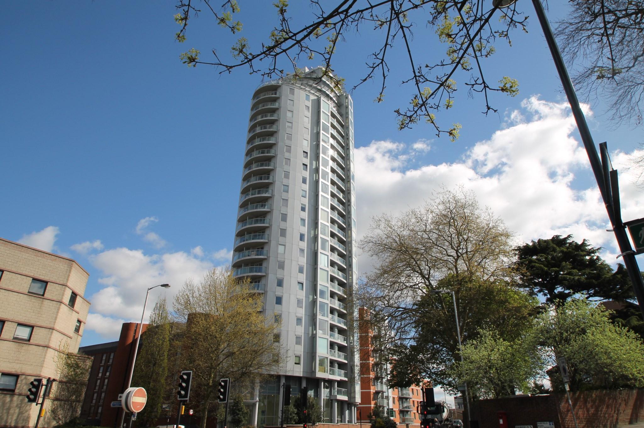 Altitude Apartments, 9 Altyre Road, Croydon, CR0