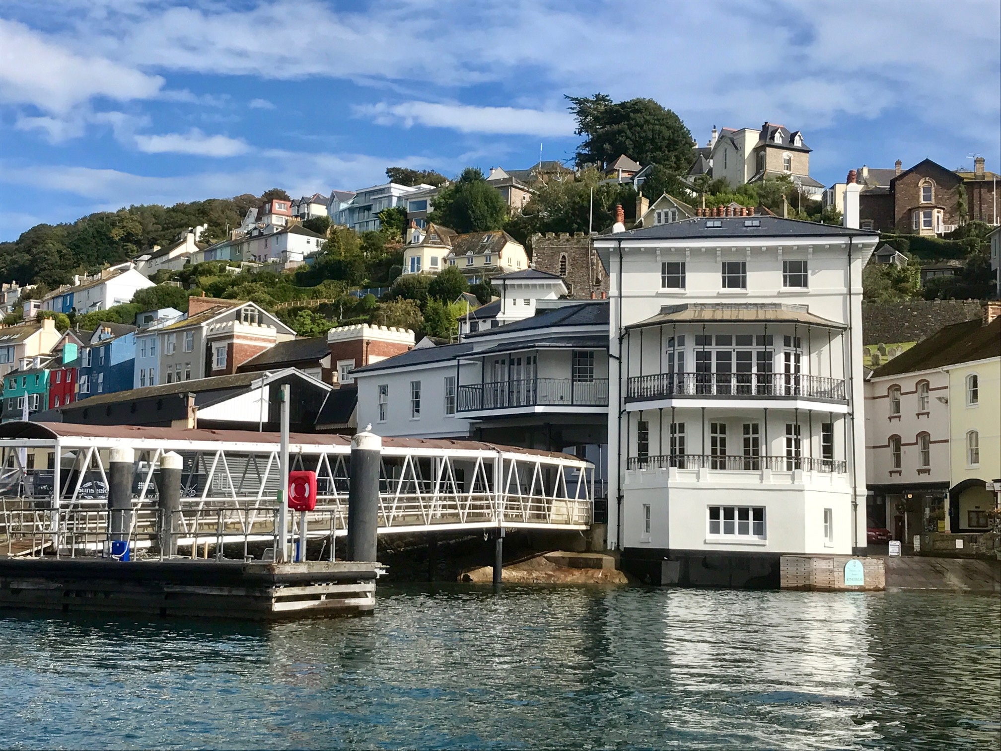 The Royal Dart Apartment 3, Kingswear, Devon