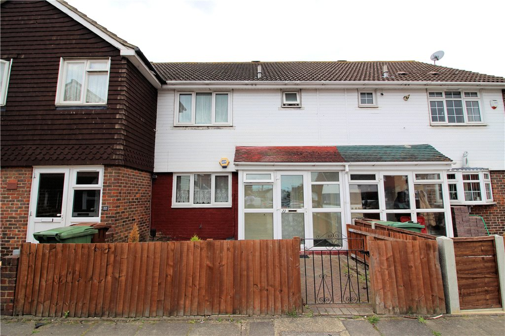 Lincoln Close, Slade Green, Kent, DA8