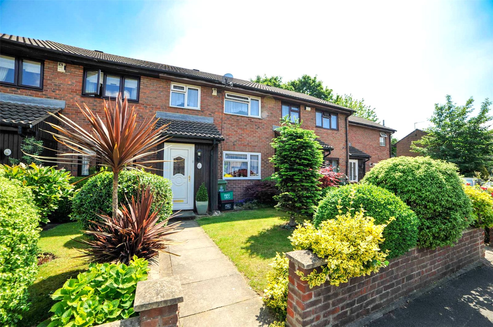 Ormesby Close, Thamesmead, London, SE28