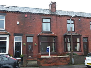 Mather Street, Kearsley, Bolton