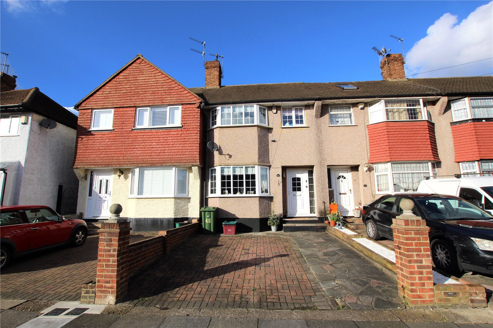 Orchard Rise East, Sidcup, Kent, DA15