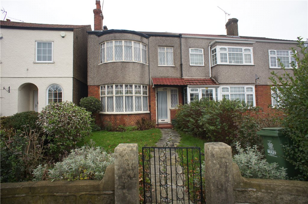 Woolwich Road, Upper Abbey Wood, London, SE2