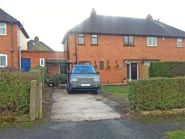 Lowe Avenue, Congleton, Cheshire