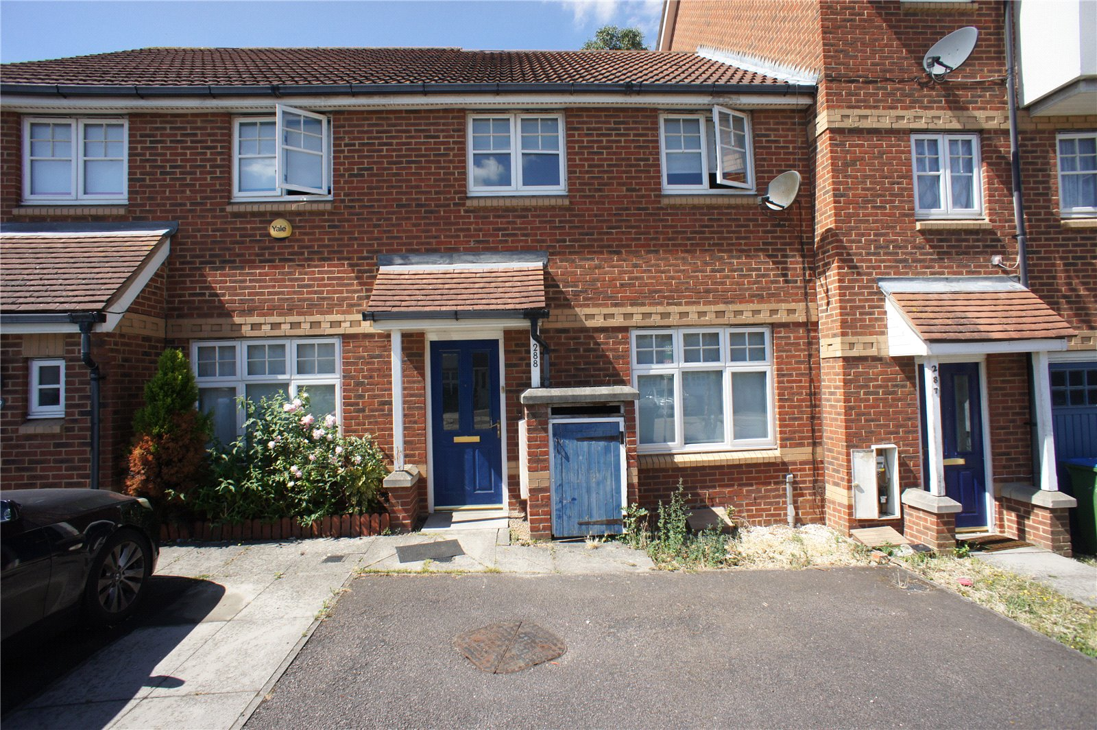 Greenhaven Drive, Thamesmead, London, SE28
