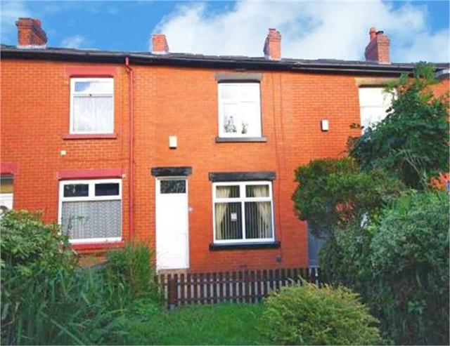 Tomlinson Street, Horwich, Bolton, Lancashire