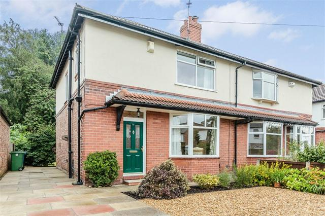 Broadoaks Road, Sale, Cheshire