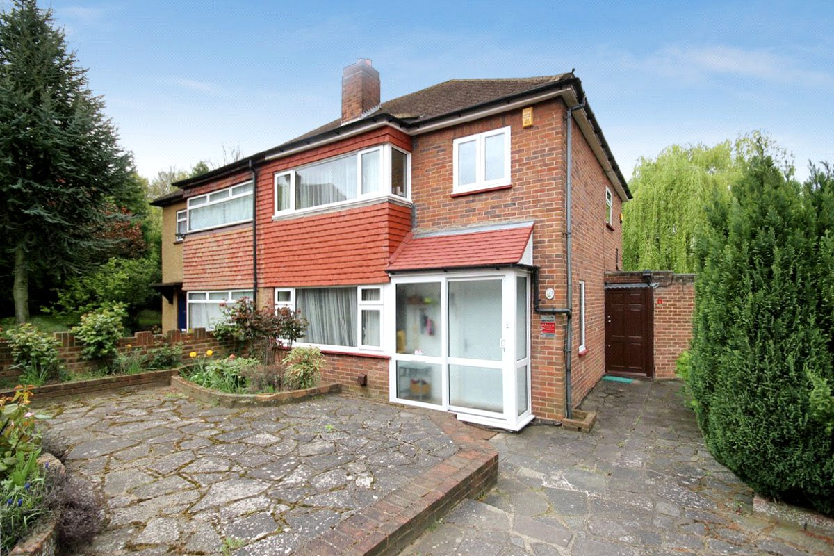 Chesterfield Close, St Mary Cray, Kent, BR5