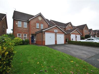 Edenbridge Gardens, Appleton, Warrington