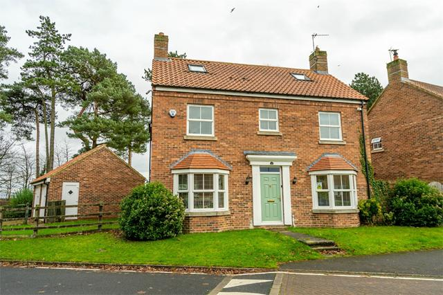 Gilsforth Lane, Whixley, YORK