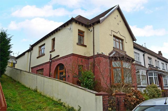 Mackintosh Road, Pontypridd, Mid Glamorgan