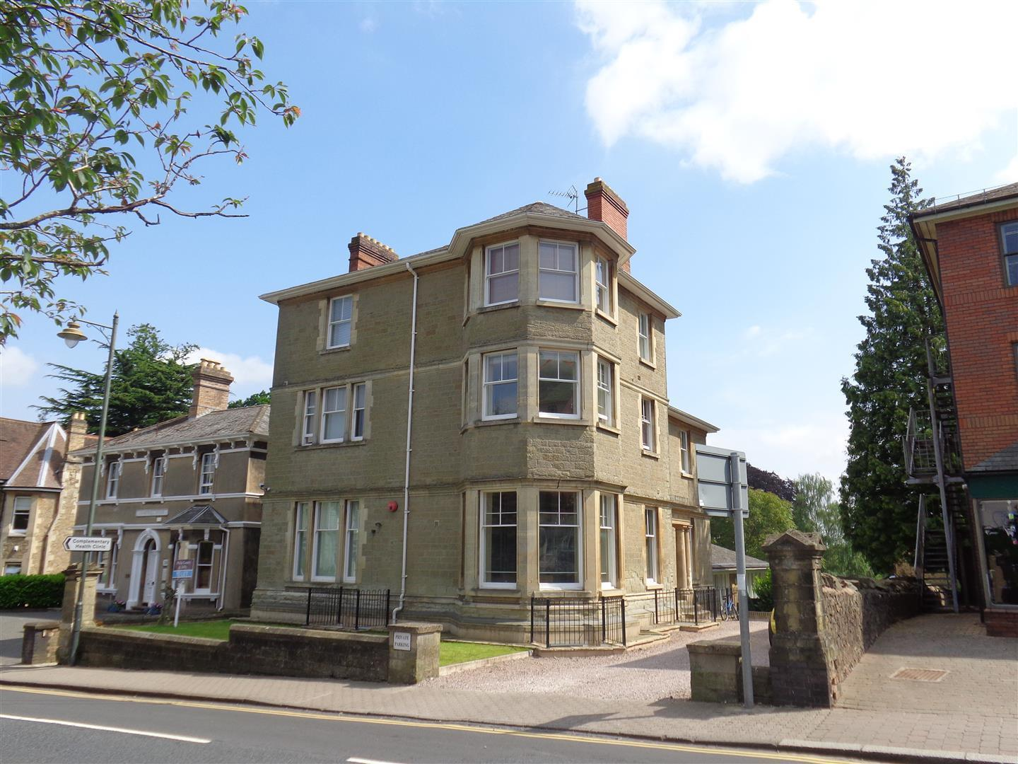 Apartment 8, 36 Church Street, Great Malvern