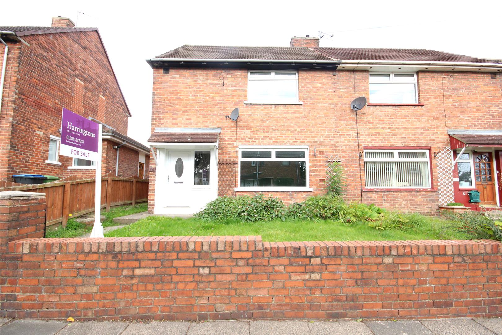 Oxclose Crescent, Spennymoor