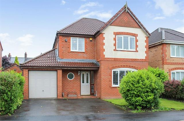 Fenwick Close, Westhoughton, Bolton, Lancashire