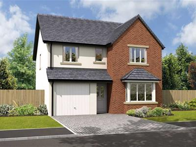 The Wasdale - Plot 49, The Woodlands, Barrow-in-Furness