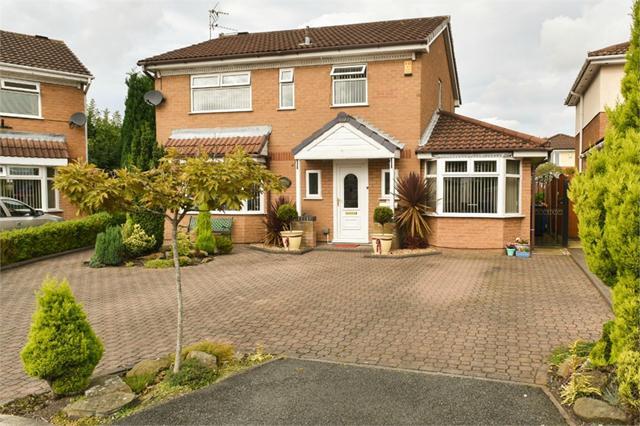 Garwood Close, Westbrook, Warrington, Cheshire