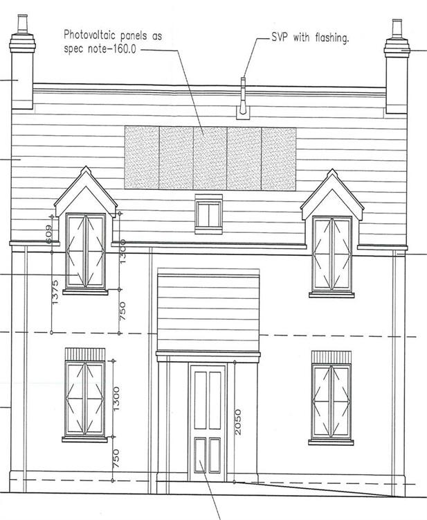 Building Plot Adj to 122, St Davids Road, Letterston, Haverfordwest, Pembrokeshire