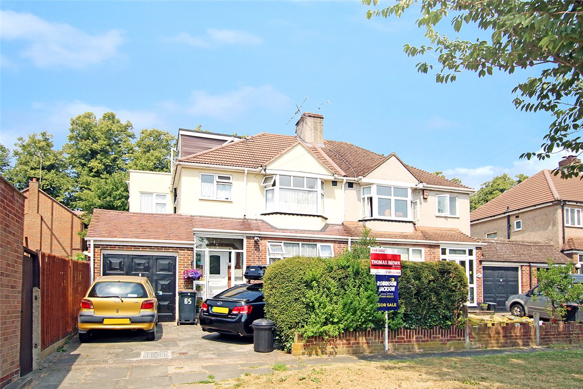 Vinson Close, Orpington, Kent, BR6
