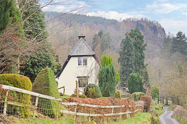 Llandrillo, Corwen, Denbighshire