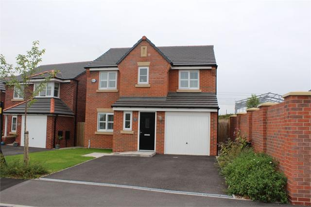 Heron Way, Sandbach, Cheshire