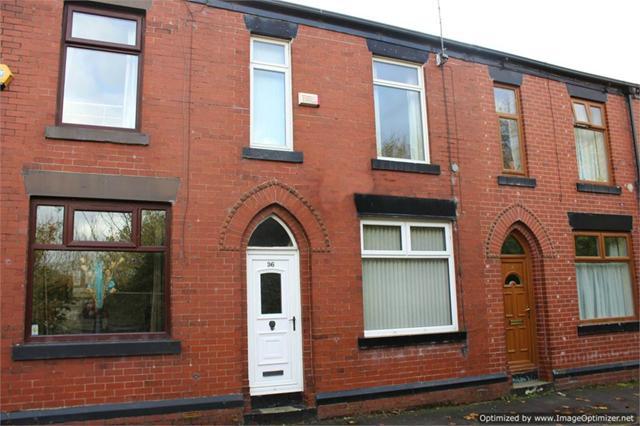 Beaufort Street, Rochdale, Lancashire