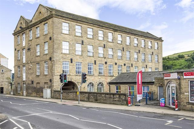 Wharf Street, Sowerby Bridge, West Yorkshire