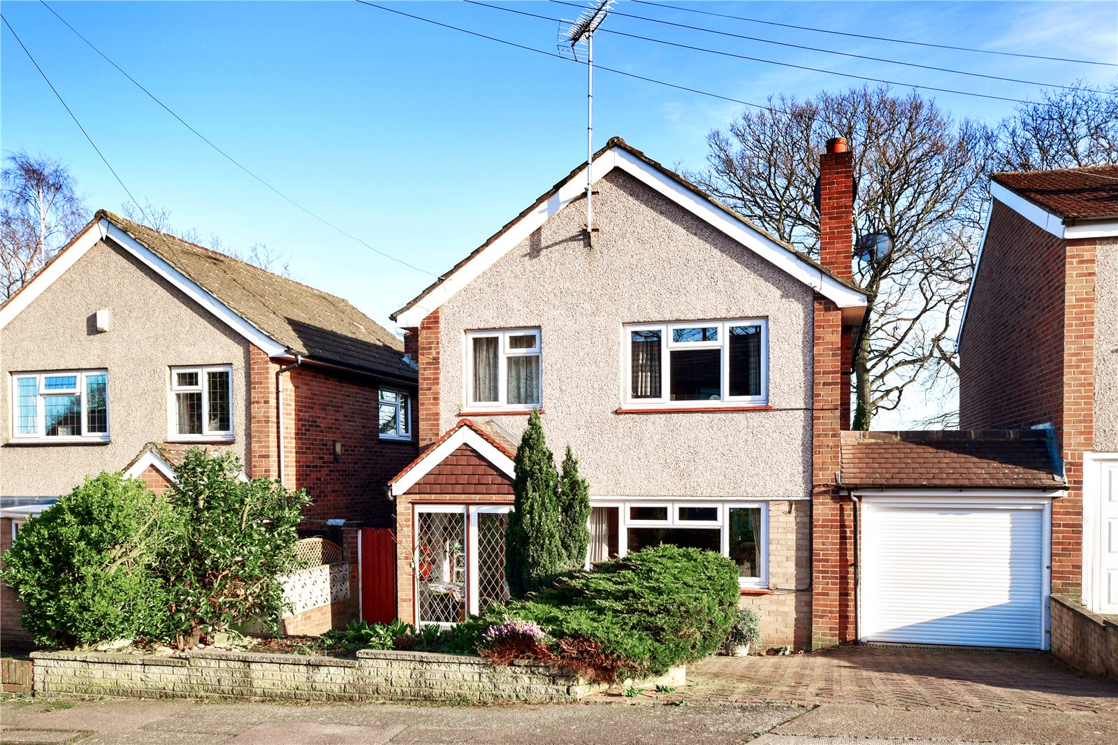 Chalet Close, Joydens Wood, Kent, DA5