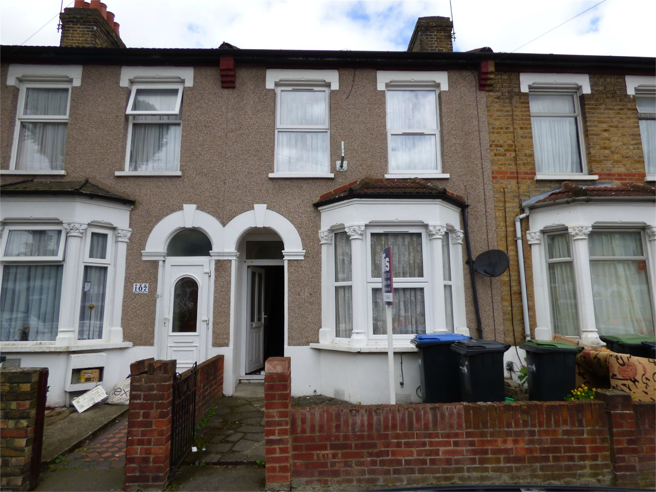 Bulwer Road, Edmonton, London, N18